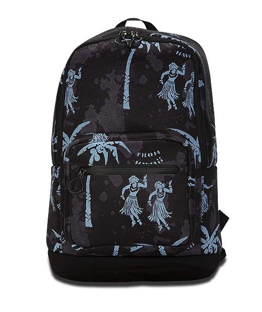 dc602cc61 Amazon.com | Hurley HU0064 Women's Print Neoprene Backpack, Crimson Tint -  OS | Casual Daypacks
