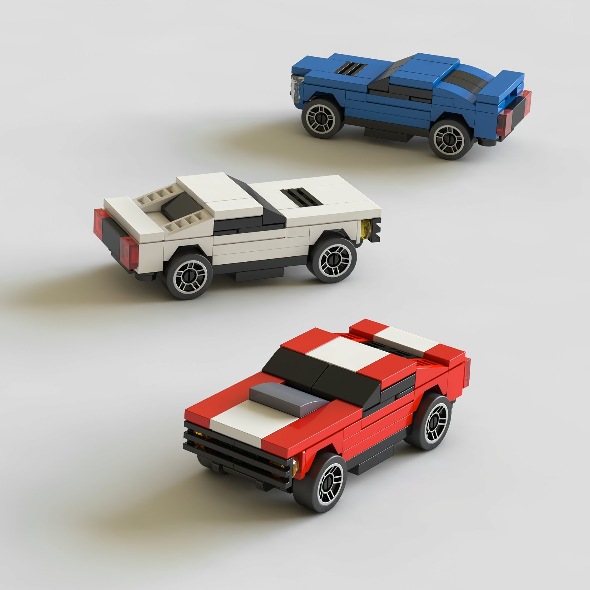 Tiny Lego Wonders Build 40 Surprisingly Realistic Mini Models
