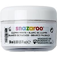 Snazaroo Pintura facial Clown, 50 ml, color blanco