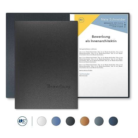 Amazoncom 5x 2 Part Job Applications Folders Esclusiva