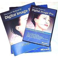 Microsoft Picture It! - Digital Image Pro – Version 7