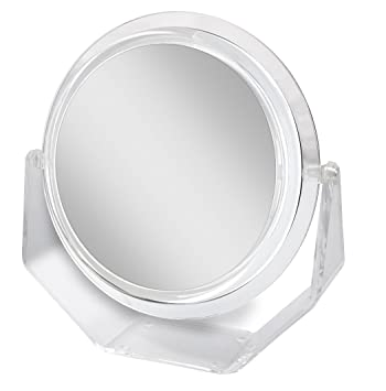 Amazon zadro 5x magnification surround lighted vanity mirror zadro 5x magnification surround lighted vanity mirror with swivel base aloadofball Image collections