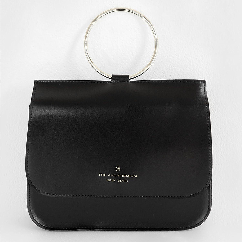 53a503e41cb Korea Fashion Women Slim O Ring Mini Tote Handbags Cross Body Bag ...