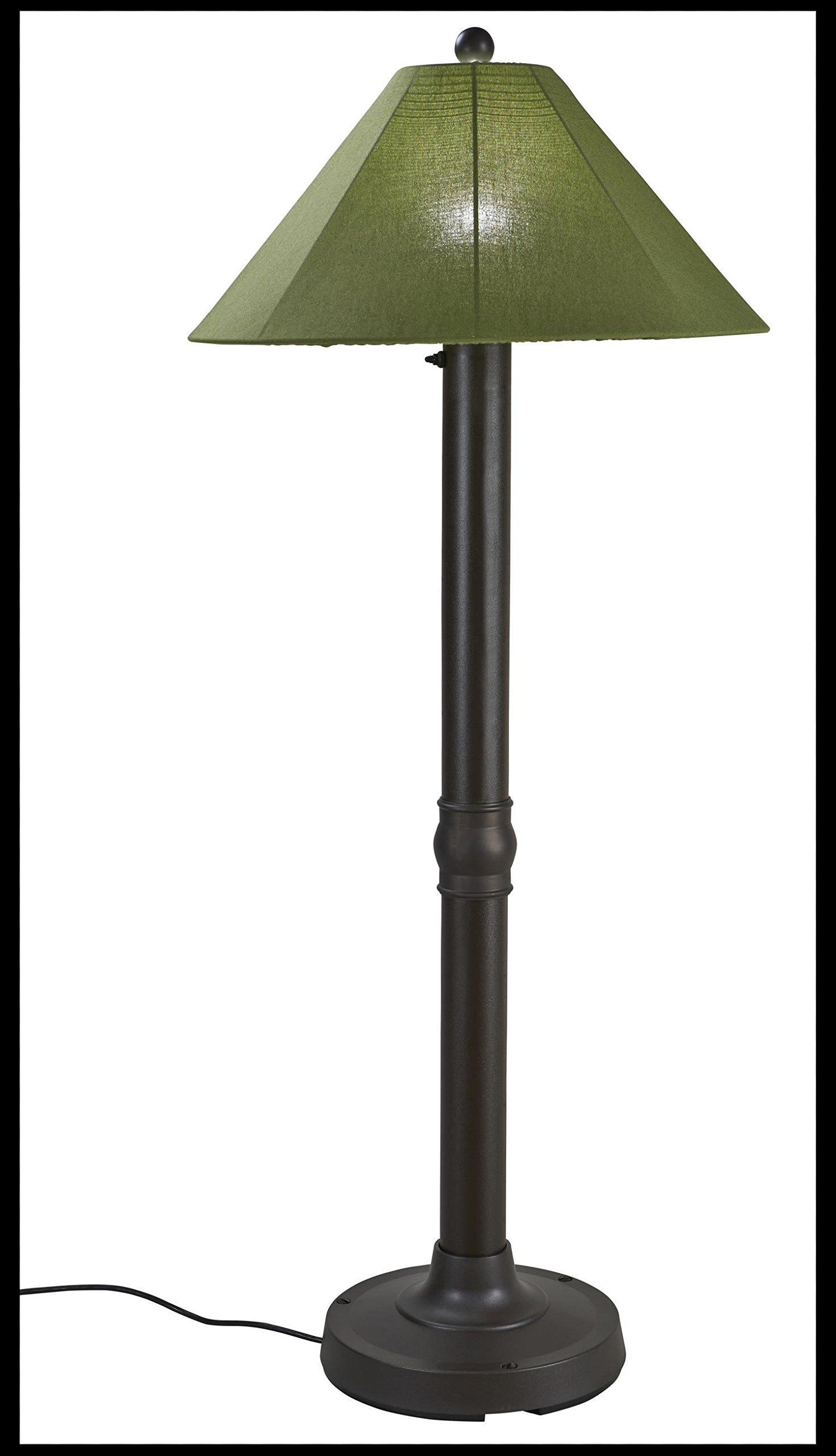 Patio Living Concepts 65687 Catalina Outdoor Floor Lamp