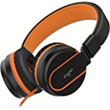 Elecder i36 Kids Headphones Children Girls Boys Teens Foldable Adjustable On Ear Headphones 3.5mm Jack Compatible Cellphones