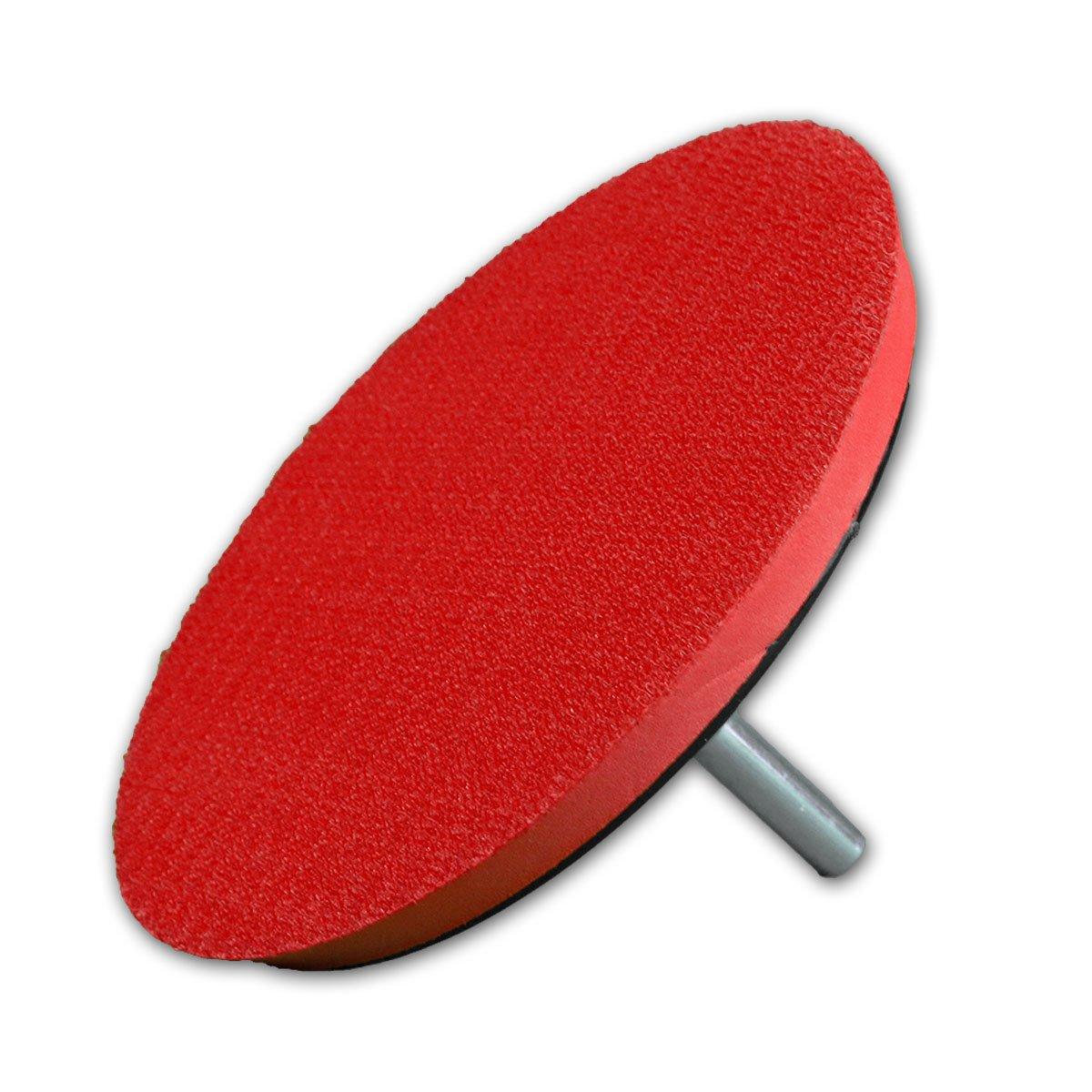 con Velcro. /Ø 125 mm ChiliTec Disco abrasivo per Trapano