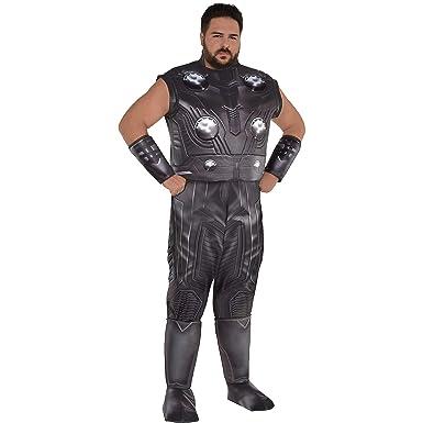 Amazon.com: Disfraz de Thor de los Vengadores de la Ciudad ...