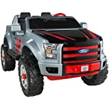 Power Wheels Fisher-Price Ford F-150 Extreme Sport