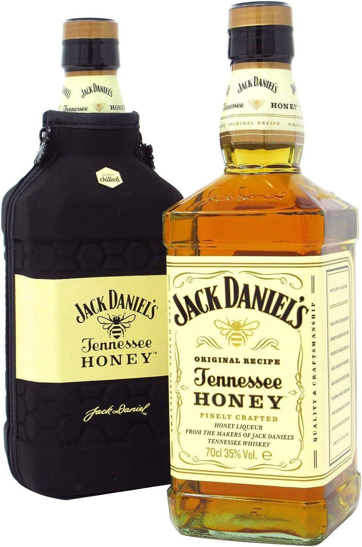 Jack Daniels - Tennessee Honey Chiller Sleeve Gift Pack - Whisky ...
