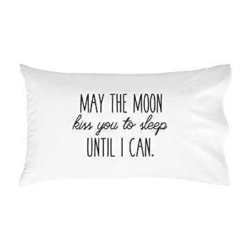 Amazon.com: Oh, Susannah May The Moon Kiss You to Sleep Until I Can on standard color, queen size, king size, twin fitted sheet size, euro sham size, twin flat sheet size, crib sheet size, pillow size, standard pattern, blanket size, double size,