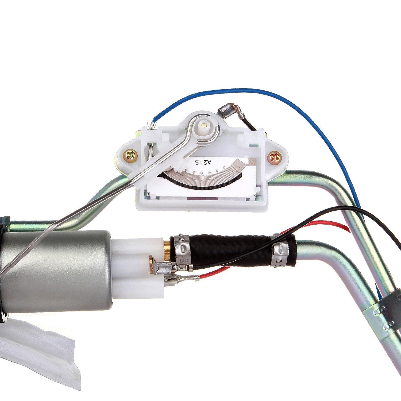 [WRG-7447] 1999 Mazda B2300 Fuel Filter