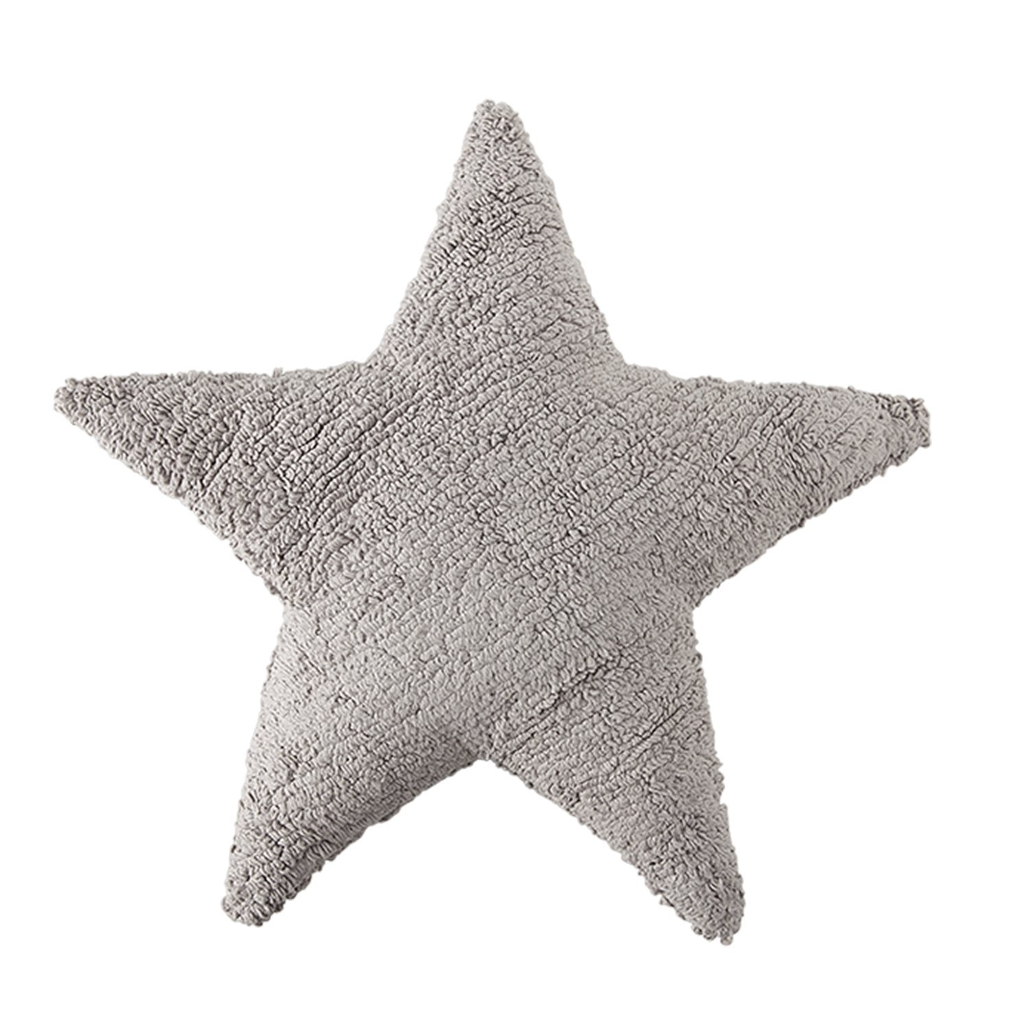 Cushion Star Light Grey SC-ST-LGR