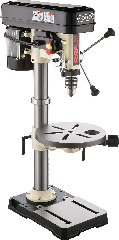 Shop Fox W1668 ¾-HP 13-Inch Bench-Top Drill Press