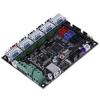 Demiawaking MKS Gen V1.0 - Placa de control de impresora 3D + ...