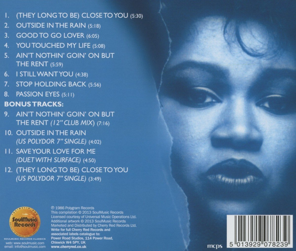 Good To Go Lover ~ Expanded Edition /  Gwen Guthrie