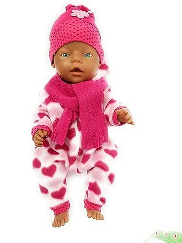 baby born kleidung set