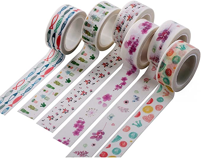 Inspirational Quote Dream Washi Tape Masking Tape 15mm wide x 5m long No.12259