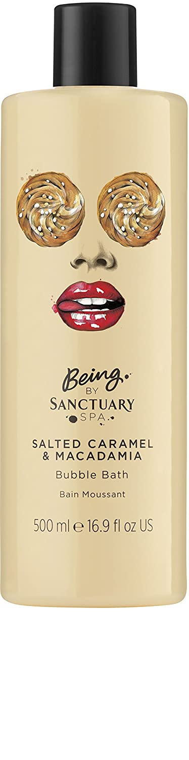 Being Salted Caramel & Macadamia Bubble Bath, 1.2 Pounds 100102069