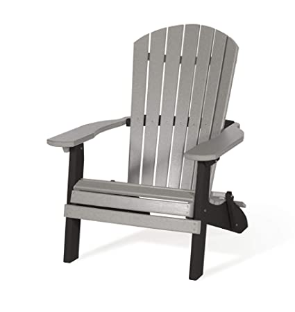 Amazon.com: Leisure Lawns Adirondack - Silla plegable de ...
