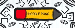 Doodle Pong from Tumblecoin Game Studio