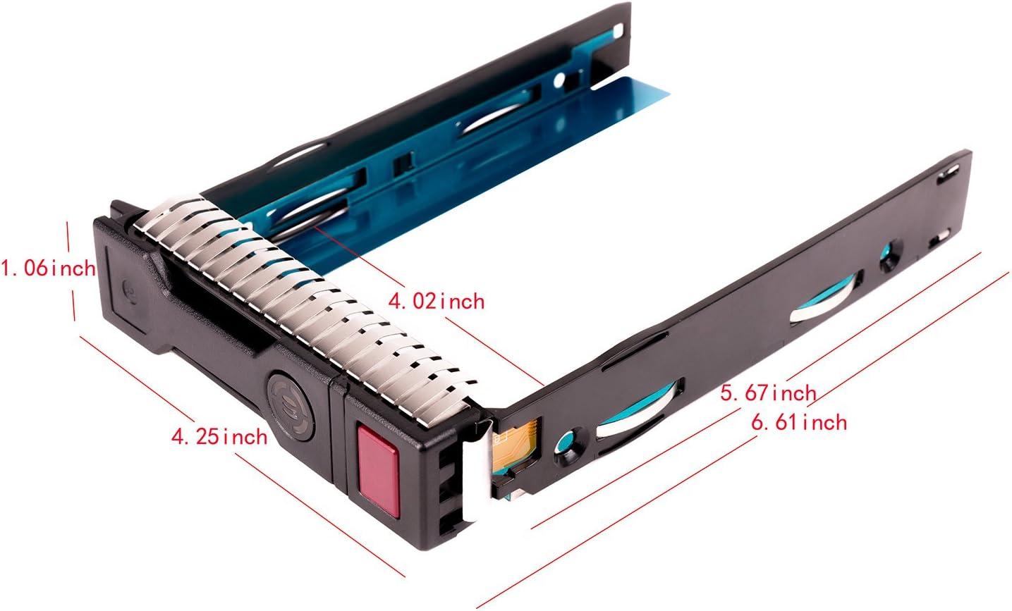 HP 651314-001 651314 Gen8 Gen9 G8/G9 3.5