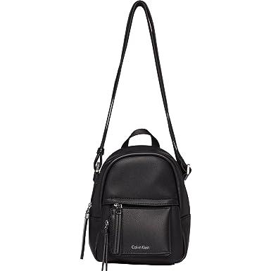 Calvin Klein Charly Mini Damen Handtasche Schwarz Amazon De Bekleidung