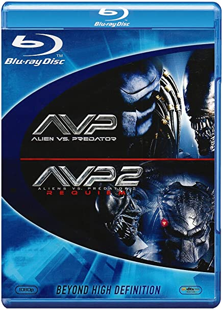 Alien vs Predator / Alien vs Predator: Requiem Blu-ray: Amazon.es: Cine y Series TV