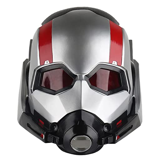 yacn Ant-Man Mask for Cosplay Costume,Ant-Man Scott Lang Mask Teeny