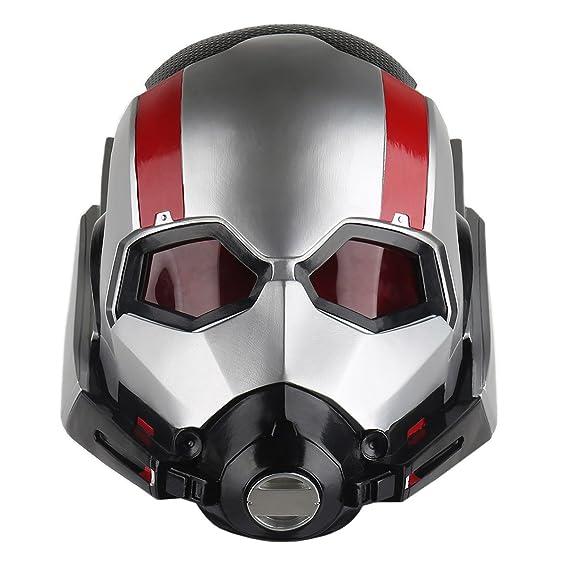 yacn Ant Man Mask Costume Adult Cosplay dd81ba1ce88e