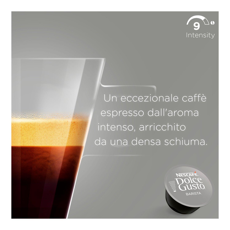 Nescafé Dolce Gusto Barista Café Expreso, 6 paquetes de 16 cápsulas [96 cápsulas]: Amazon.es: Alimentación y bebidas