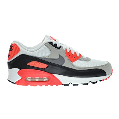 more photos 4782b 122b1 Nike Air Max 90 OG Men s Running Shoes White Cool Grey-Natural Grey-