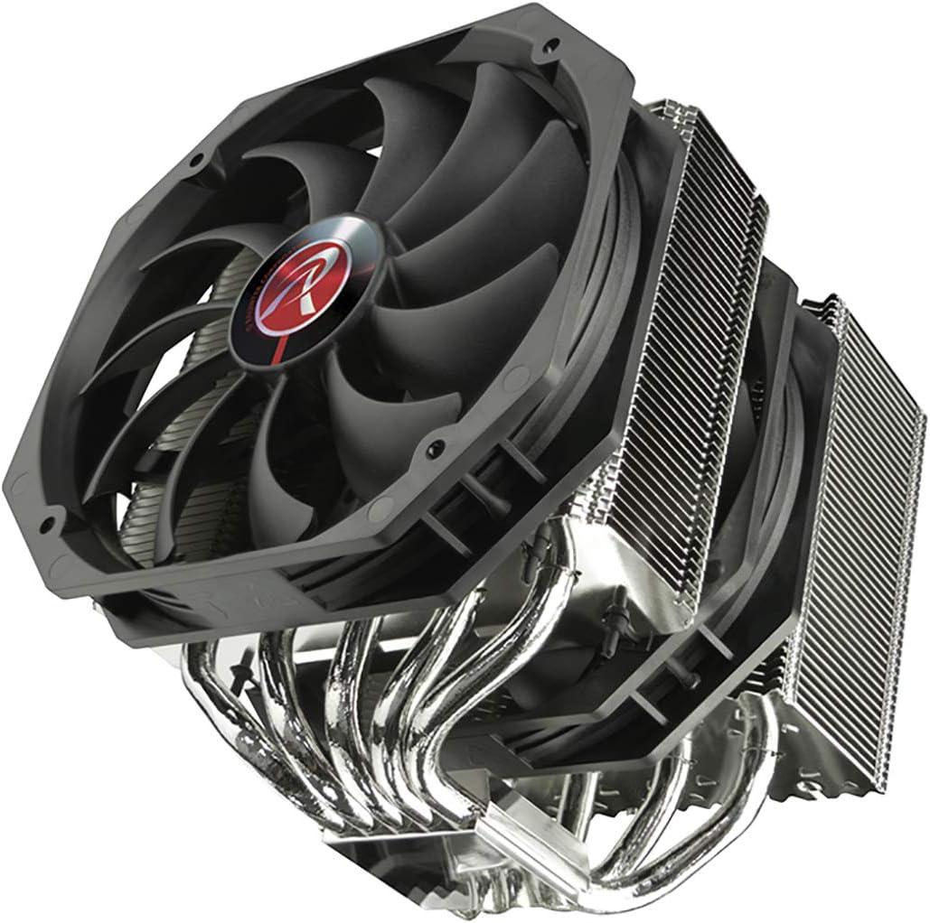 Raijintek TISIS CPU Air Cooler, Black