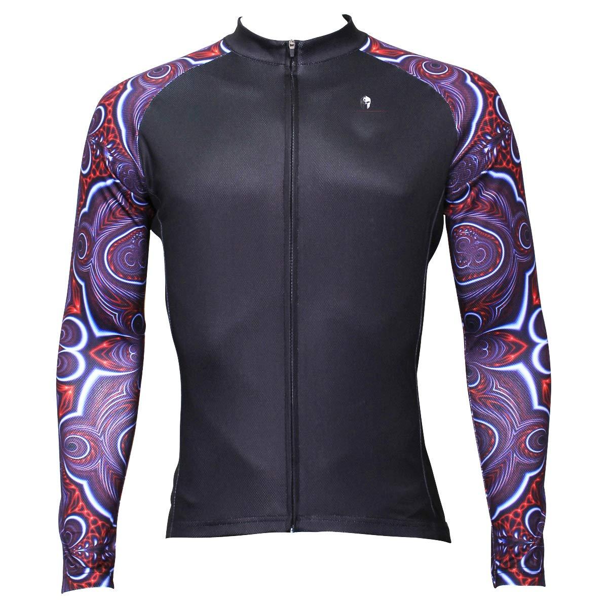 Fahrrad Reitanzug Radfahren Herrenhemden Schnell trocknend Outdoor Sports Reitausrüstung Jumping Bike Jersey Fahrradtrikot LPLHJD