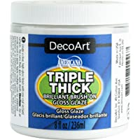 Triple Thick Brilliant Brush-On Gloss Glaze 8oz-