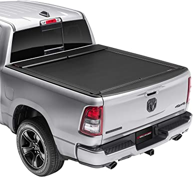 Amazon Com Roll N Lock A Series Retractable Truck Bed Tonneau Cover Bt402a Fits 2019 2020 New Body Style Dodge Ram 1500 3500 Does Not Fit With Multi Function Split Tailgate 6 4