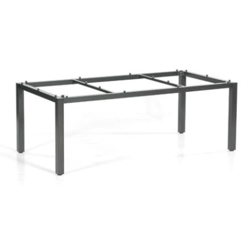 SonnenPartner Aluminium-Tischgestell Base 200x100 by Müsing