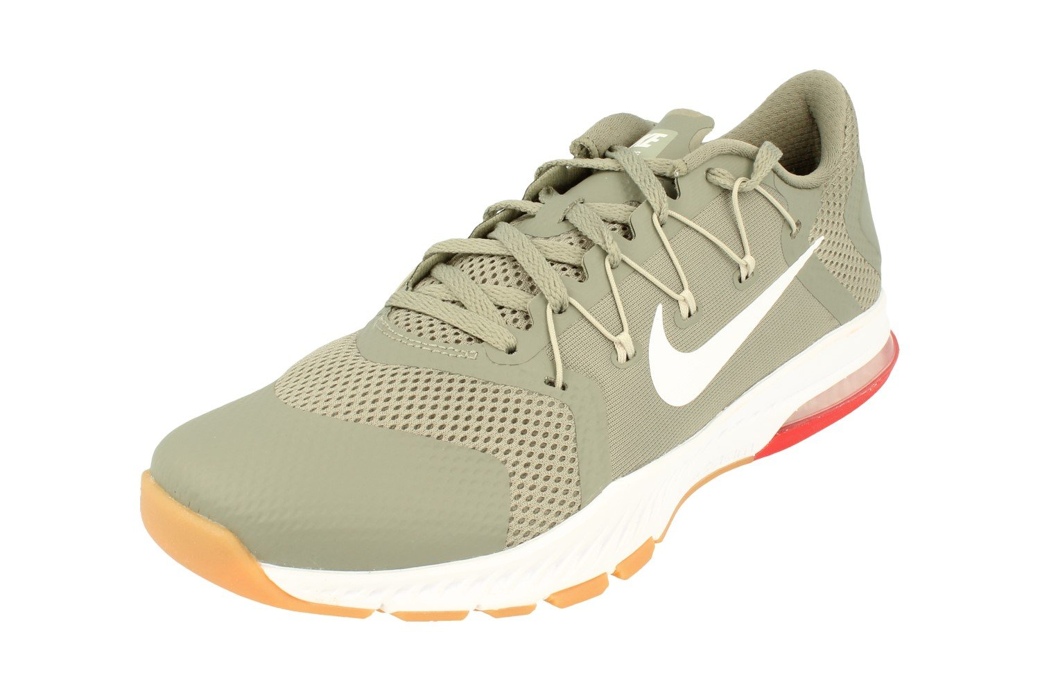 NIKE Air Zoom Train Complete Mens Running Trainers 882119 Sneakers Shoes B01MU32AP2 11.5 D(M) US|Dark Stucco White Pale Grey 008