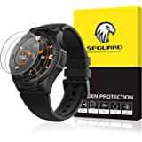 Spguard Compatible Suunto 3 Fitness Tempered Glass Screen Protector(3-Pack), 2.5 D Round Edge Anti Scratch Tempered Glass Screen Protector for Suunto 3 Fitness Smartwatch(3-Pack)