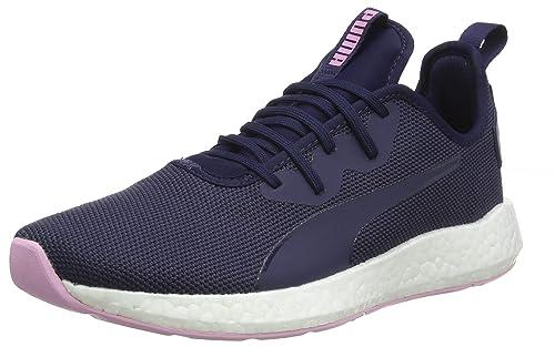 d440de7eca3 Puma Women s NRGY Neko Sport Wn s Peacoat-Lilac Sachet-White Running Shoes-