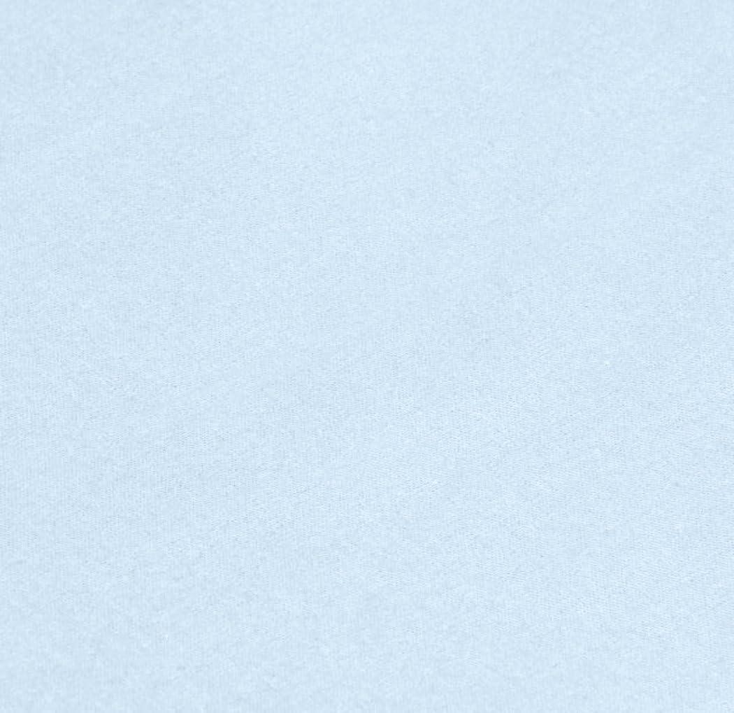 Hellgrau Basics Everyday Bettlaken aus 100/% Baumwolle 180 x 290 cm