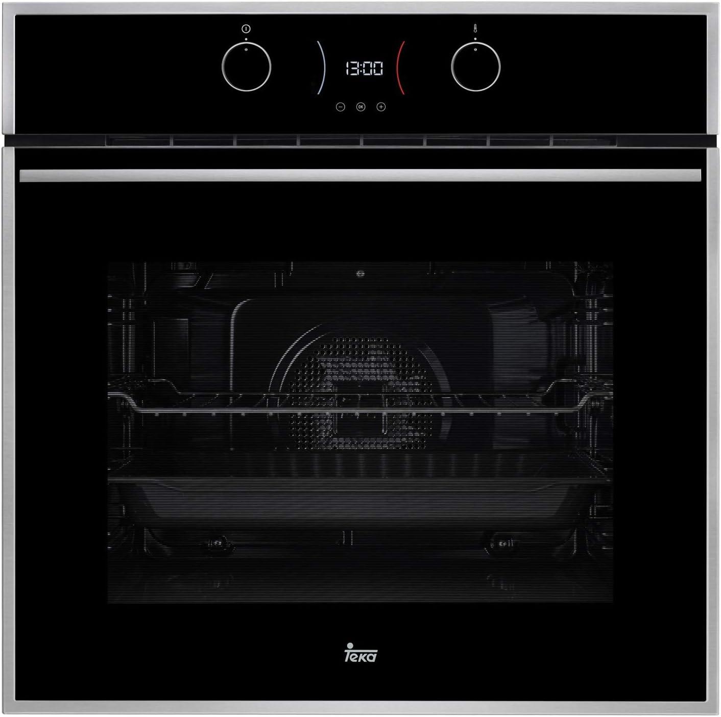 Teka Wish Maestro HLB 850 Empotrable Horno, Negro/Acero Inoxidable: 326.97: Amazon.es: Hogar