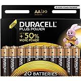 Duracell Plus Power Typ AA Alkaline Batterien, 20er Pack