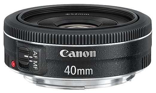 236 opinioni per Canon Obiettivo, EF 40 mm f 2.8 STM, Nero [Versione Canon Pass Italia]