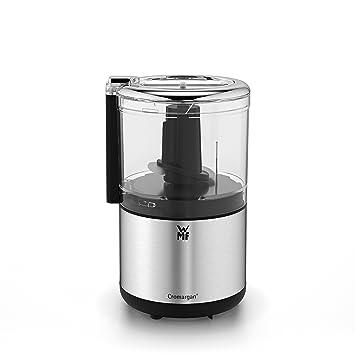 WMF 0416580011 Batidora de vaso 0.4L 65W Acero inoxidable - Licuadora (Batidora de vaso