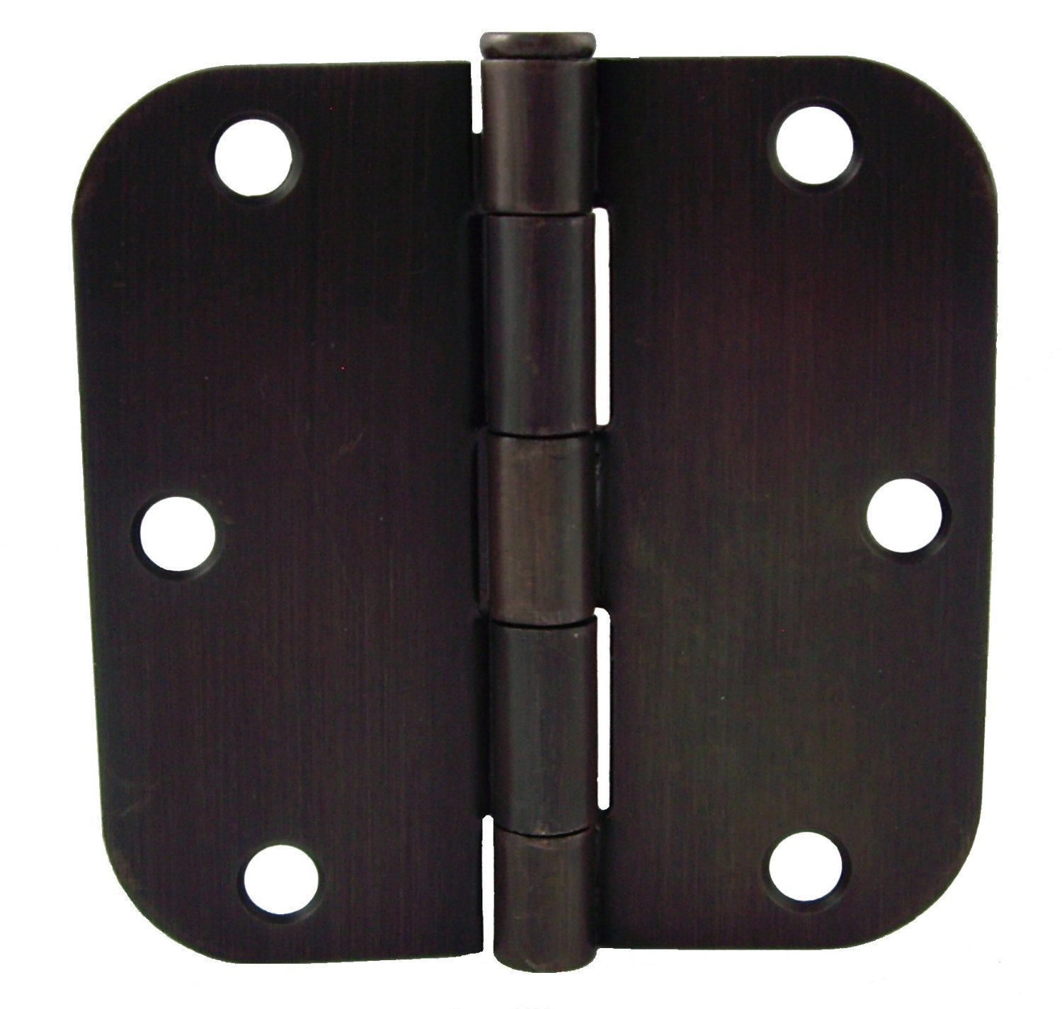 48 Oil Rubbed Bronze Interior Door Hinges 3.5 Inch X 3.5 Inch X 5/8 Inch  Rounded Corner     Amazon.com