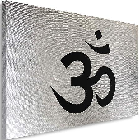 Feeby Cuadro en Lienzo Yoga 60x40 cm 1 Part - Calidad ...