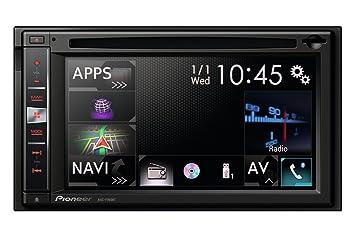 Pioneer AVIC-F960BT - Sistema de navegación GPS con CD/DVD (Bluetooth,