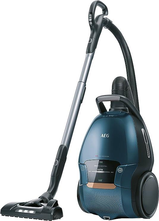 AEG VX9-4-8IBM aspirador, 460 W, Plástico, azul: Amazon.es: Hogar