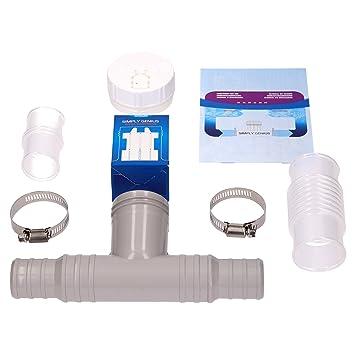 Seguridad Cloro dosificadora Flotador I Pool Agua chloren Infantil I Simply Genius Starter Set I Adecuado para Pieles sensibles I con Multifunciones ...