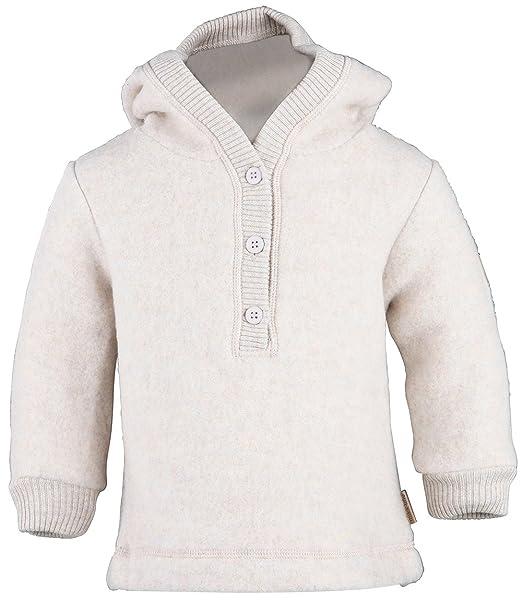 mikk-line Baby-M/ädchen Hose Wollhose Wool